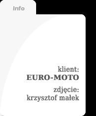 Firma euro-moto, Fotografia Reklamowa, katalogowa, packshot - Fotografia.kmpolska.pl