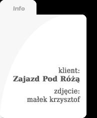 """Restauracja """"Pod Różą"""", Fotografia Reklamowa, katalogowa, packshot - Fotografia.kmpolska.pl"""