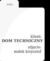 Dom Techniczny, Fotografia Reklamowa, katalogowa, packshot - Fotografia.kmpolska.pl